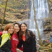 Sherman Falls Hike - Fall 2014