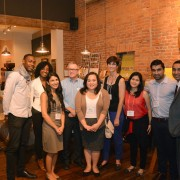 Global Hamilton Connect launch event